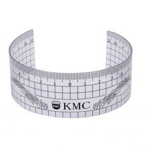 BB-CBMRT-Curved Brow Measuring Ratio tool