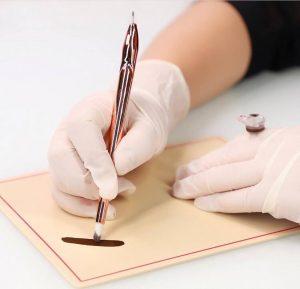 Brow Broidery Microblading